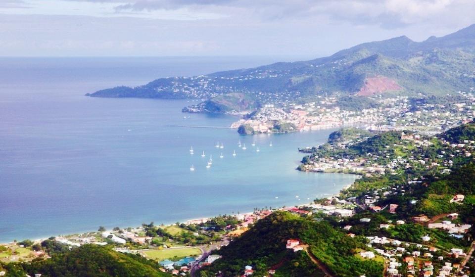 Grenada December 2010